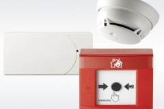 Siemens lanciert kabelloses Brandmeldesystem / Siemens launches wireless fire detection system